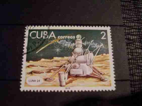 timbre: Espace - Luna 24