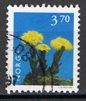 timbre: Sc 1149 - Fleur : Tussilage