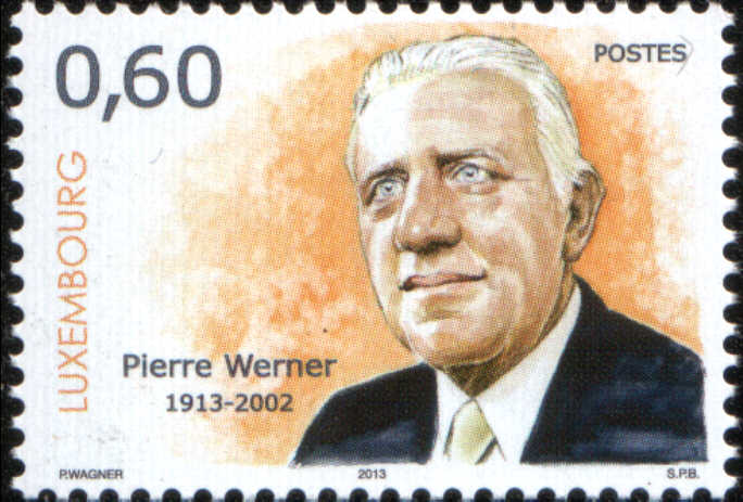 Timbre: Pierre Werner