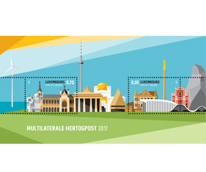 Timbre: Multilaterale Hertogpost