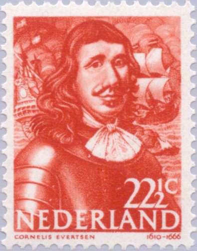 Timbre: Cornelis Evertsen