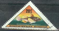 Timbre: Myocephalus scorpius