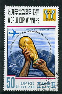Timbre: World cup winners