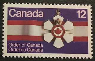 Timbre: Ordre du Canada