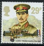 Timbre: Lord Trenchard