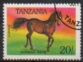 Timbre: Races de chevaux