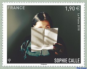 Timbre: Sophie Calle