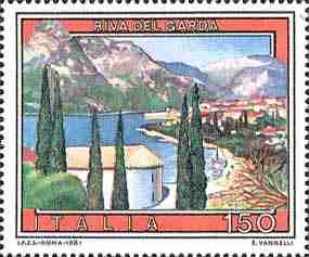 Timbre:  Riva del Garda