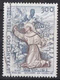 Timbre: Saint François d'Assise