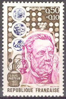 timbre: Louis Pasteur