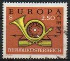 timbre: Europa Autriche 1973