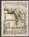 timbre: Pentathlon militaire