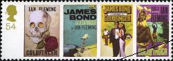 Timbre: James bond - Goldfinger