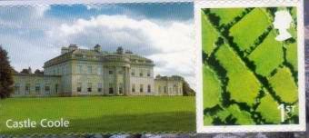 Timbre: Regionales - Irlande du Nord - AUTOCOLLANT