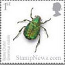 Timbre: Insectes
