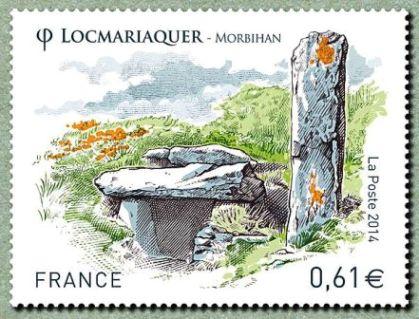 Timbre: Locmariaquer (ADH)