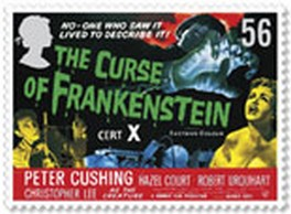 Timbre: Classic Carry On & Hammer Films