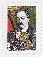 Timbre: Benjaamin Rabier AUTOADHESIF