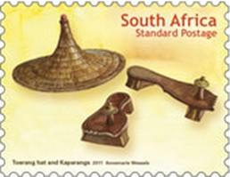 timbre: Chapeau et mules