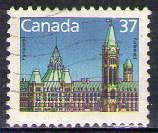 Timbre: Edifice du Parlement