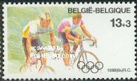 Timbre: Cyclisme.