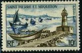 Timbre: Phare et flotille