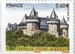 Timbre: Château Suscinio Morbihan