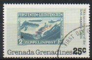 Timbre: Timbre aérien du Liechtenstein