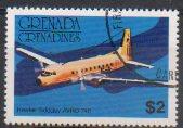 Timbre: Hawker Siddney Avro 748