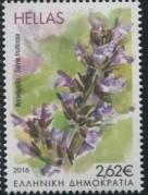 Timbre: Herbes et fleurs