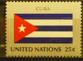 Timbre: NY - CUBA sur FDC UNICEF