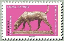 Timbre: ART EUROPE - Louis de Monard