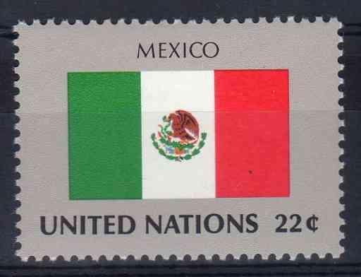 Timbre: MEXIQUE X3