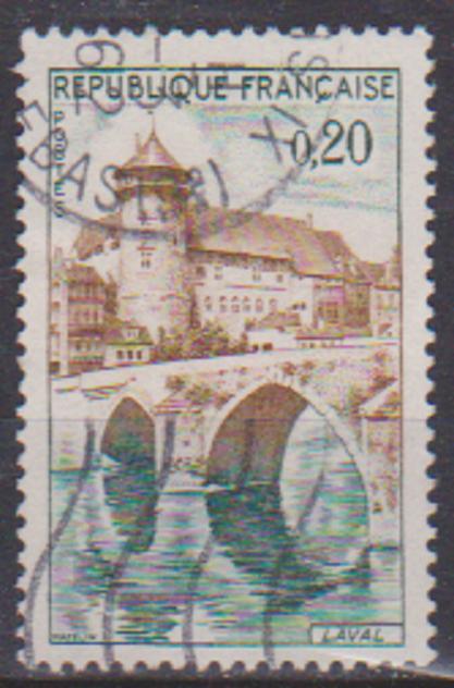 timbre: Vue de Laval--ORP 62
