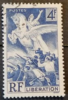 timbre: Libération