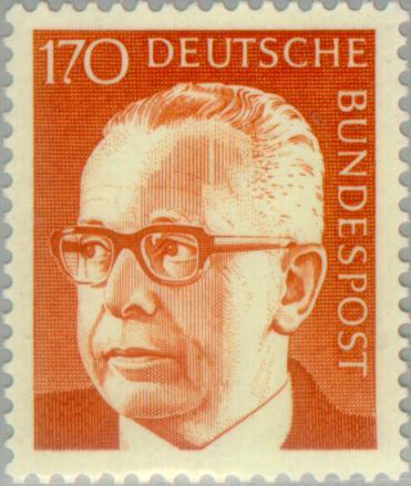 timbre: Président Heinemann