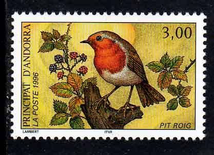 Timbre: Protection de la nature