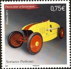 Timbre: Automobile (FR)