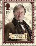 Timbre: Horace Slughorn