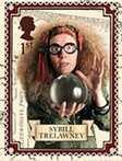 Timbre: Sibylle Trelawney