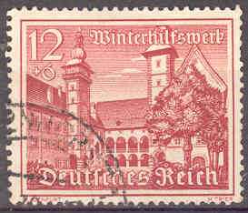 Timbre:  Hotel de ville de Klagenfurt