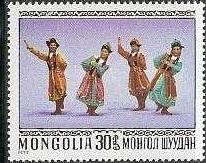 timbre: Danse folklorique