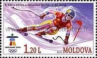 timbre: J.O. à Vancouver, ski alpin