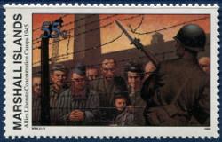timbre: Libération des camps
