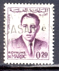 Timbre: Hassan II
