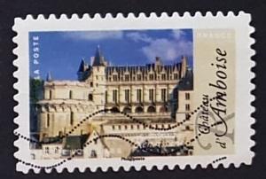 Timbre: Château d'Amboise