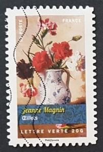 Timbre: Jeanne Magnin