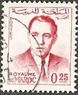 Timbre: Roi Hassan II