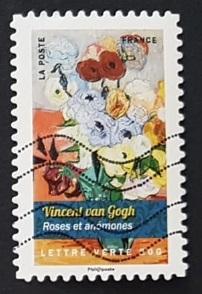 Timbre: Vincent Van Gogh