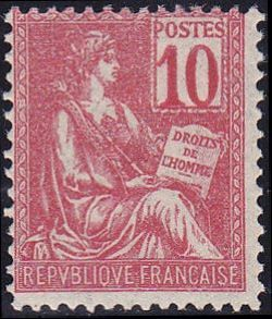 Timbre: Mouchon Type I
